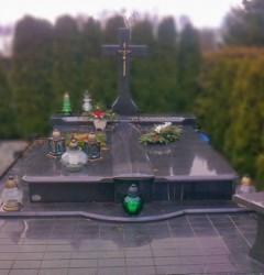 Nagrobki Szczecin - Grobowiec G119