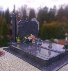 Nagrobki Szczecin - Grobowiec G118