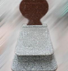 Nagrobki Szczecin - Granitowy Pojedynczy P109