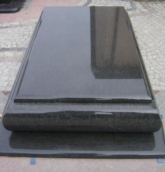 Nagrobki Szczecin - Granitowy Pojedynczy P562