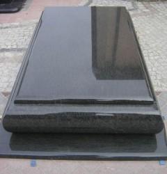 Nagrobki Szczecin - Granitowy Pojedynczy P563