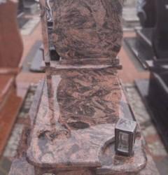 Nagrobki Szczecin - Granitowy Pojedynczy P577