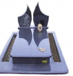 Nagrobki Szczecin - Granitowy Rodzinny R295
