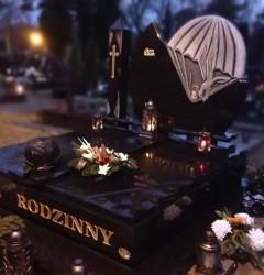 Nagrobki Szczecin - Grobowiec G137