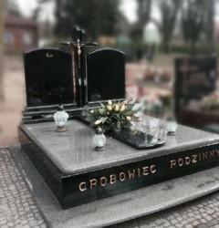 Nagrobki Szczecin - Grobowiec G138