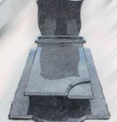 Nagrobki Szczecin - Granitowy Pojedynczy P408
